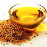 Применение льняного масла при запорах