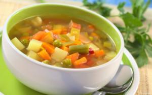 Супы при запорах
